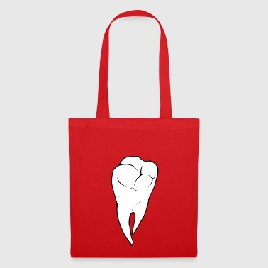 tooth - Tote Bag