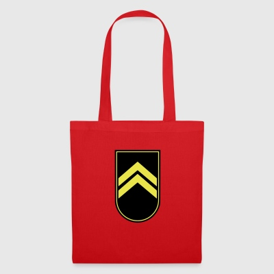 Badge Badge Award Army Army 2c - Tote Bag