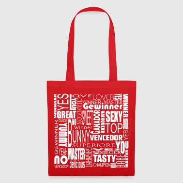 Multi language superlatives - Tote Bag