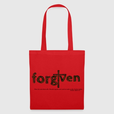 forgiven - Tote Bag
