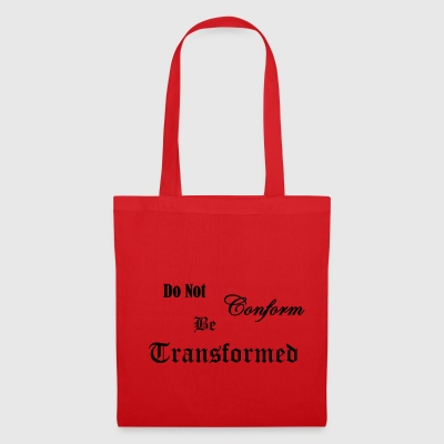 Do_Not_be_Conformed_copy - Bolsa de tela