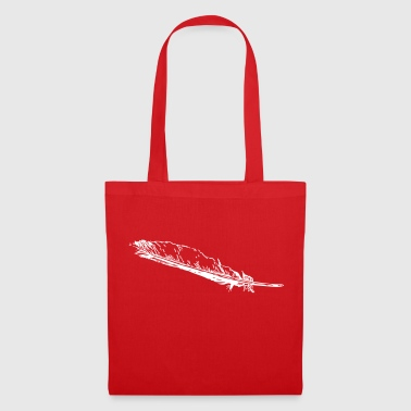 Fine feather - Tote Bag
