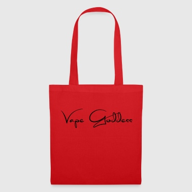 Vape Goddess - Steamer motif - Tote Bag