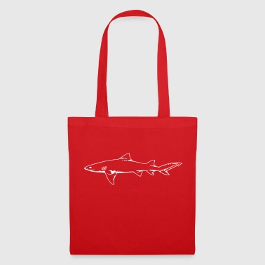 requin à long - Tote Bag