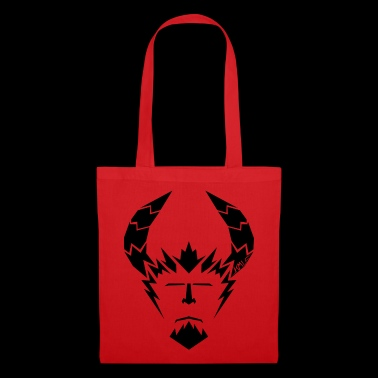 Démon mais paisible - Tote Bag
