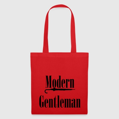 MODERN GENTLEMAN - Tote Bag