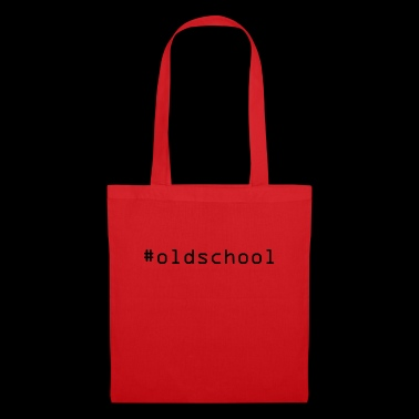 #oldschool - Tote Bag