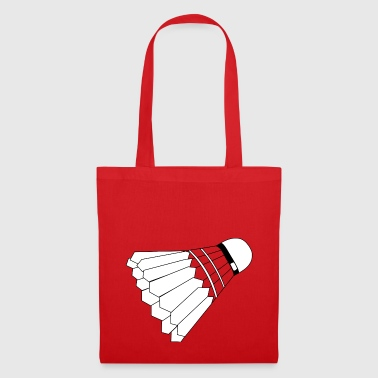 Badminton Shuttle - Tote Bag