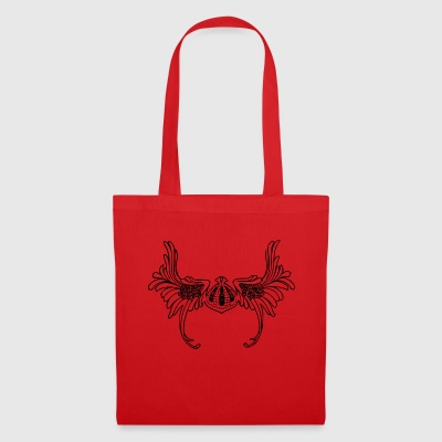 Wing with crown - Tote Bag