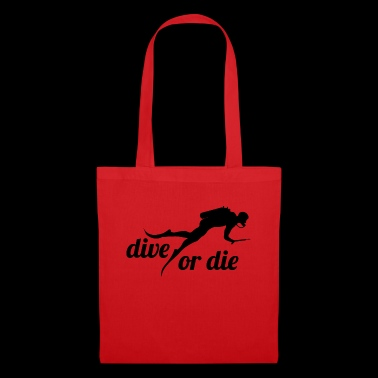 Divers dive dive or the diving gift - Tote Bag