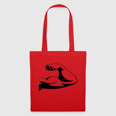 Biceps muscle - Tote Bag