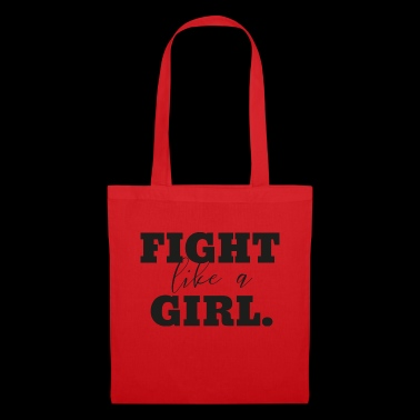 COMBATTRE COMME UNE GIRL - Tote Bag