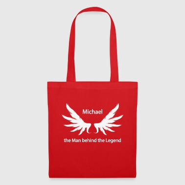 Michael the Man behind the Legend - Tote Bag