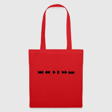 Play button - Tote Bag