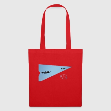 Smily_flight - Bolsa de tela
