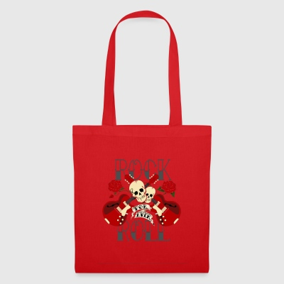 Rock'n Roll - Tote Bag