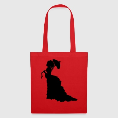 dame britannique - Tote Bag