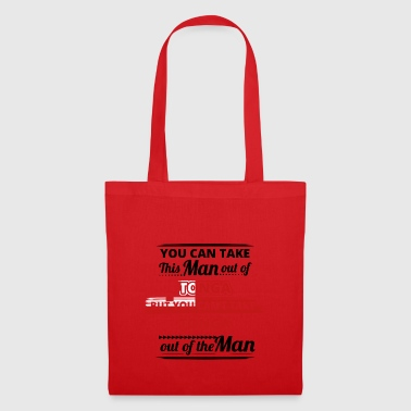 Gift from dear origin man TONGA - Tote Bag