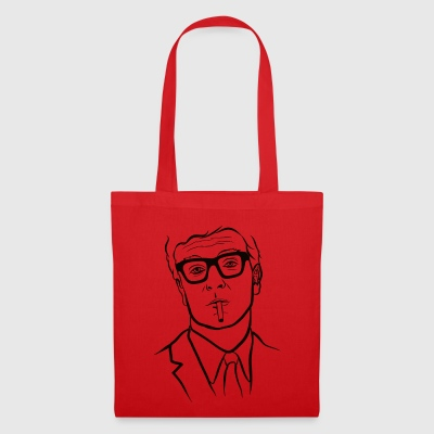 Face - Tote Bag