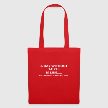 day without gift gift love tai chi - Tote Bag