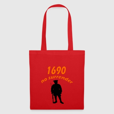 no surrender - Tote Bag