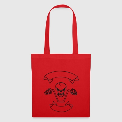 Biker de l'enfer - Tote Bag