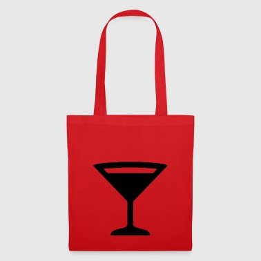Cocktail icon - Tote Bag