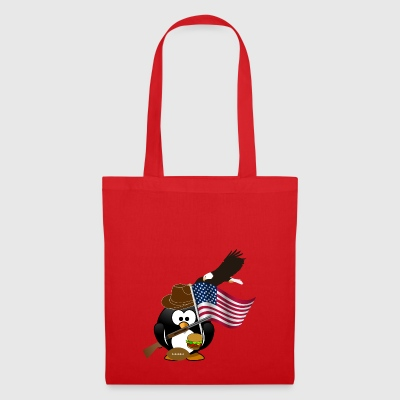 American penguin - Tote Bag