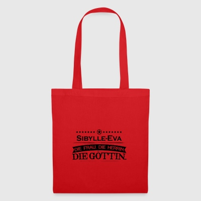 birthday legend goettin Sibylle Eva - Tote Bag