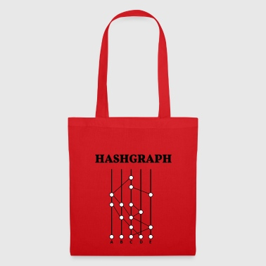 flux de Hashgraph / T-shirt - Tote Bag