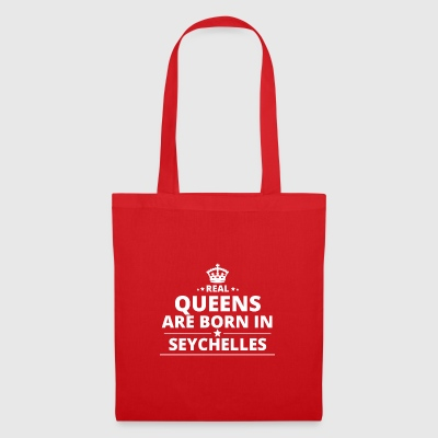 LOVE GIFT queensborn in SEYCHELLES - Tote Bag