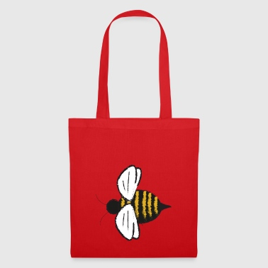 Bumblebee bee honey beekeeper fly insect gift - Tote Bag