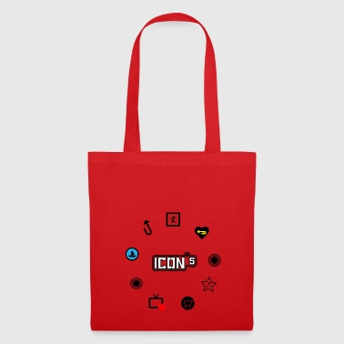 icons - Tote Bag