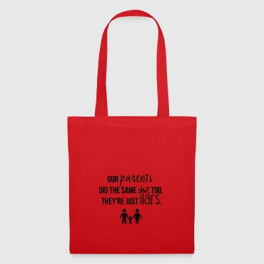 nos parents - Tote Bag