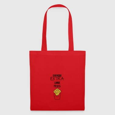 Extra large fries - Tote Bag