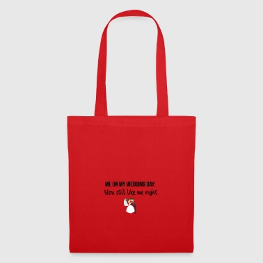 Wedding day - Tote Bag