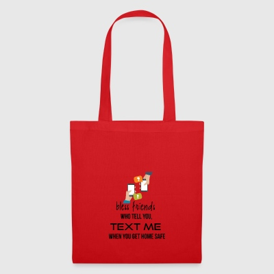 Bless those friends - Tote Bag
