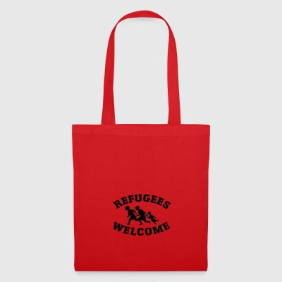 Refugees Welcome! - Tote Bag