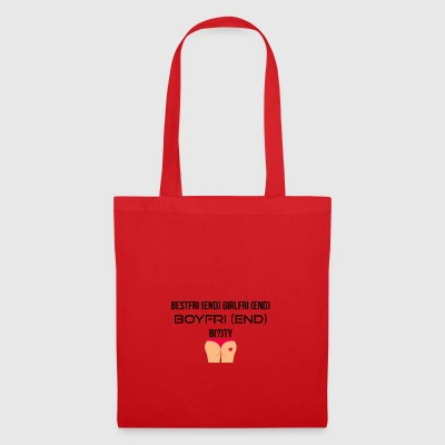 FOLLOWING GirlfriEND BoyfriEND - Tote Bag