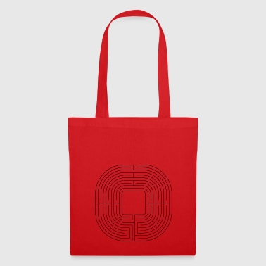labyrinthe - Tote Bag