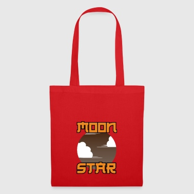 Moon Star space - Tote Bag