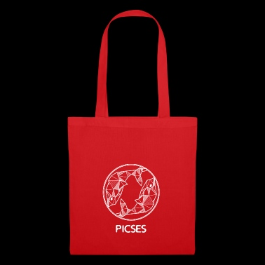 Zodiac Pisces astro gift idea horoscope - Tote Bag