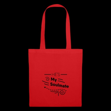 Couple - soulmate - Tote Bag