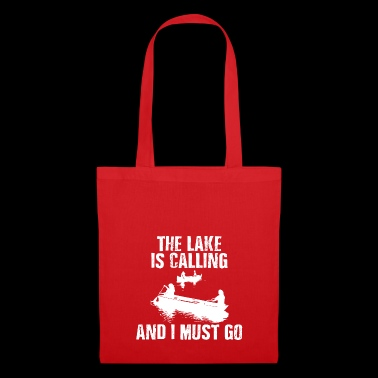 The Lake Is Calling - Tote Bag