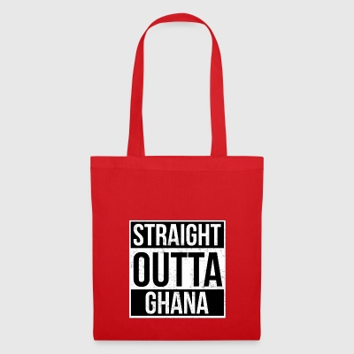 Straight Outta Ghana - Tote Bag