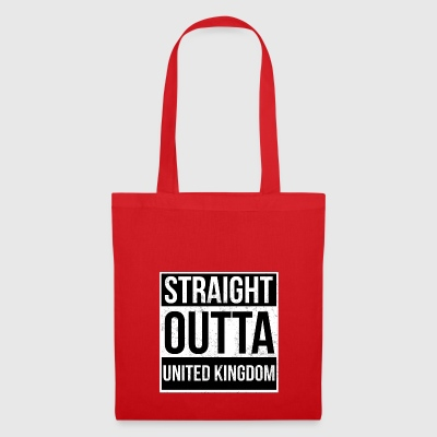 Straight Outta United Kingdom - Tote Bag