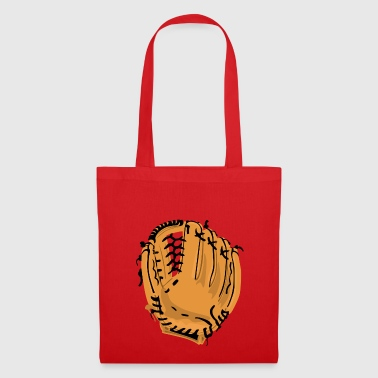 Baseball Glove - Tote Bag