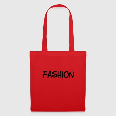 Texte de mode - Tote Bag