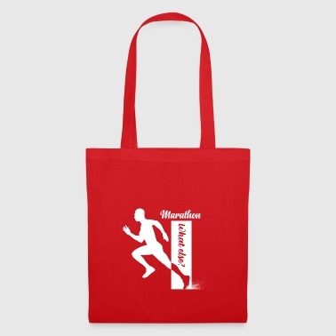 whatelse marathon - Tote Bag