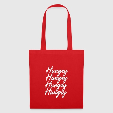 Hungry Hungry - funny design hunger gift - Tote Bag